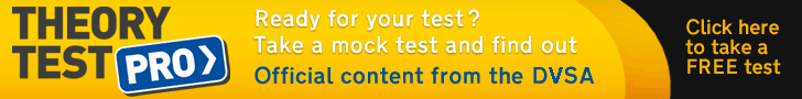Theory Test Pro in partnership with Check Your Mirrors SOM